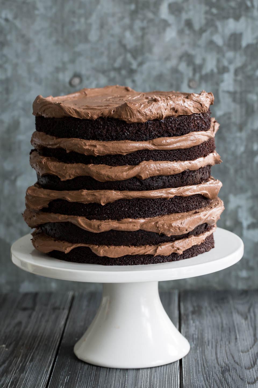 ida gran jansen sjokoladekake