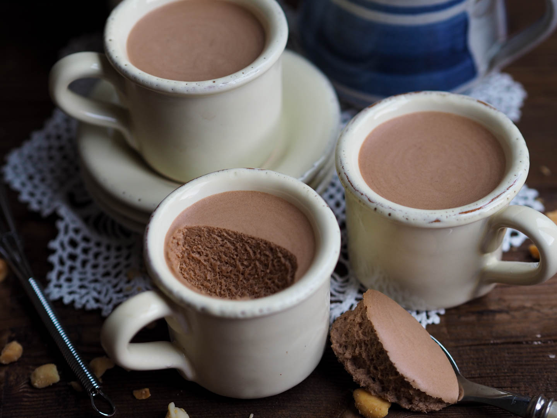 Salt melkesjokolademousse i espressokopper_P4090140