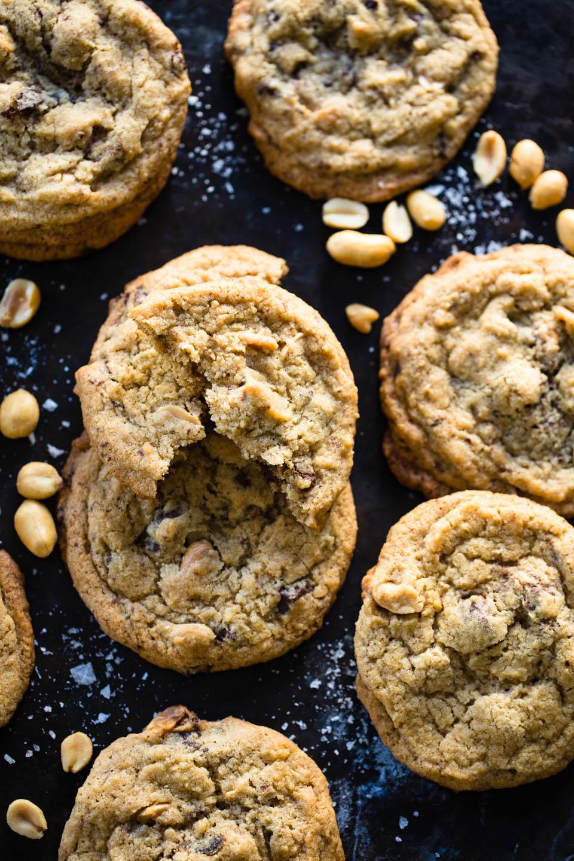 a5ec7826f Cookies med peanøtter og sjokolade - Ida Gran Jansen